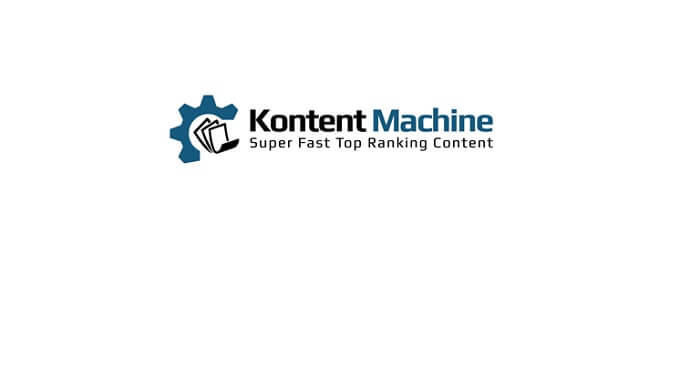 Kontent Machine Black Friday Discount